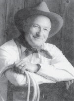 Cy Eberhart as Will Rogers